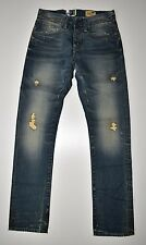 G-STAR RAW - 3301 Slim Used Vintage Look Jeans - W29 L32 Neu !!!