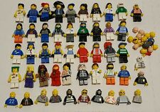 huge lot of 37 LEGO minifigures complete & many parts minifigs assorted bulk set