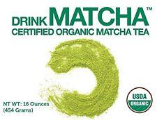 Organic Pure Matcha Green tea Powder Drink Matcha 16Oz - 50% OFF Sale