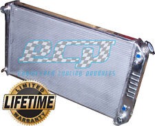 THE BEST Chevy Truck Pickup C10 Aluminum ECP Radiator HD 1967 - 1972 -