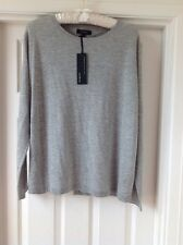 BNWT Cashmere Blend Crossover Back Top By Autograph @ M & S Size 18 **£39.50**