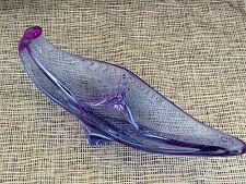 schöne Murano-Glas-Schale ca.60er Jahre