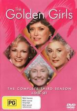 The Golden Girls: Season 3  - DVD - NEW Region 4