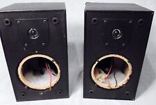 Pair of JBL Speaker Cabinets TLX LR1000 Tweeters & Crossovers ONLY   EMPTY
