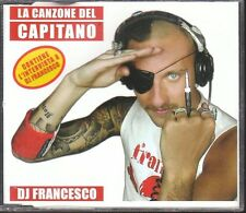 CD  30  DJ FRANCESCO  LA CANZONE DEL CAPITANO