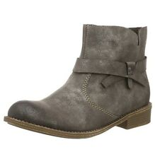 Rieker Women's 72774 Ankle Boots, Brown (Bisam/25), 6 UK 39 EU