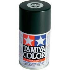 Tamiya TS-82 TS82 Colore spray Tamiya Rubber Black 100ml per plastica