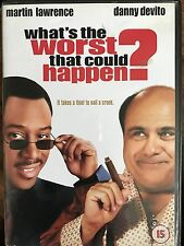 WHAT'S LE PIRE THAT PEUT HAPPEN ~ 2001 Crime Caper Comédie GB DVD
