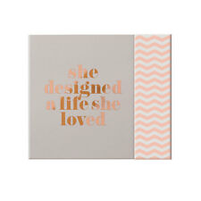 Zoella She Designed a Life She Loved Stationery Book Packed With Essentials