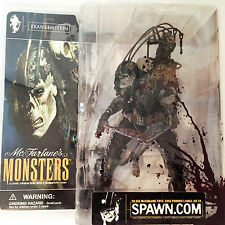 "McFarlane Monsters 7"" Frankenstein Action Figure NRFB NIB Spawn"