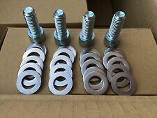 BMW E36/M3/Z3 front negative camber adjust 12.9 bolt kit w/STAINLESS STEEL SHIMS