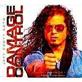 Jeff Scott Soto - Damage Control (CD/DVD 2012) De Luxe Edition.