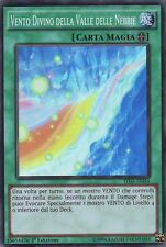 YU-GI-OH! THSF-IT056 Vento Divino della Valle delle Nebbie Super Rara 1°Ed Ita
