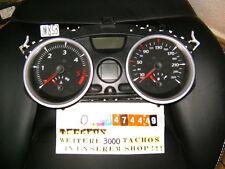 tacho kombiinstrument renault megane 8200408798d speed