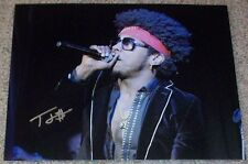 TRINIDAD JAMES JAME$ SIGNED AUTOGRAPH 8x10 PHOTO G w/PROOF ALL GOLD EVERYTHING