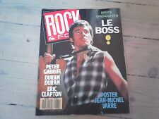 ROCK & FOLK N° 238 / FEVRIER 1987 / excellent état