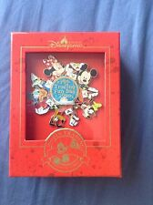 Hong Kong Disneyland Pin Trading Fun Day 2009 Pin