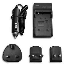 Danelo Alimentación Cargador de Batería para Panasonic Lumix DMC-FZ-200GK/DMC-GH2HS DMC-G7