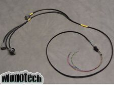 92-95 HONDA CIVIC DEL SOL VTEC SUB HARNESS CX DX LX OBD1
