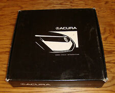 Original 2009 Acura Full Line Media Press Information Kit 09 TSX MDX RDX