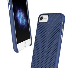 "Prodigee Breeze Navy Blue iPhone 7 4.7"" Dual Layer Thin Case Slim Cover"