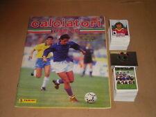 ALBUM FIGURINE STICKERS CALCIATORI PANINI 1989/90 VUOTO/EMPTY 1-556 SET CPL-MAX