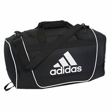 NWT Adidas Defender II Small Duffel Bag Team Training Speed  Gym  Student Pack