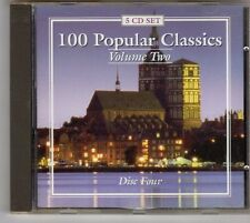 (ES679) 100 Popular Classics - Volume 2 [Disc 4] - 1998 CD