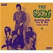 The Seeds - Singles As & Bs 1965-1970 (2014) CD NEW MINT SEALED