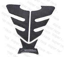 Cool Universal Carbon Fiber Fuel TankPad Protector Decal For Benelli StreetBike