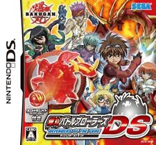 Brand new Nintendo DS Bakugan DEFENDERS OF THE CORE with cross dragonoid