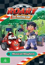 Roary The Racing Car - Musical Mayhem (DVD, Kids) New/Sealed!