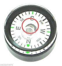 One 20mm x 11.8mm Compass / Disc Bubble Spirit Level Round Circular Circle NEW