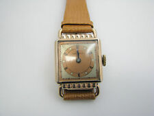 Vintage Nice 1940's Geneve Watch in a Rose Tone & Copper Dial
