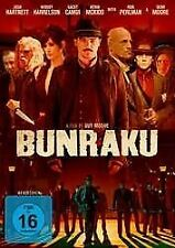 Bunraku - Limited Edition (2011) mit Pop Up, RonPerlman,WoodyHarrelson,DemiMoore
