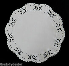 "*SPECIAL OFFER***PEONY* PAPER LACE DOILIES 7.5"" OR 19cm* FOR MAGNOLIA TILDA X 24"