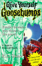 Night in Werewolf Woods (Give Yourself Goosebumps), R.L. Stine
