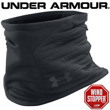 """NEW 2017"" UNDER ARMOUR NoBreaks GORE® WINDSTOPPER® NECK WARMER GAITER / SNOOD"