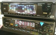 Kenwood 11 Band EQ KRC Equalizer Spectrum Analyzer  CD, stereo cassette players