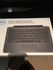 Genuine Dell Venue 11 Pro Mobile Keyboard with Battery UK English Layout £