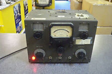 Vintage Boonton Radio Corporation Q Meter Type 190-A Powers on!