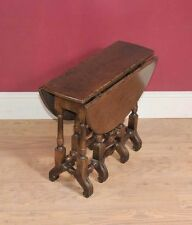 Farmhouse Oak Coffee Table Gateleg Tables