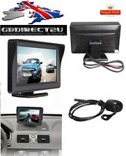 NEW 2016 UK 4.3Inch TFT LCD Van Rear View Monitor + Night Vision Reverse Camera