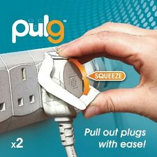 6 Plug pullers, PULG make removing plugs easy even awkward sockets / weak hands
