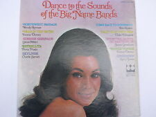 Various ‎– Dance To The Sounds Of The Big Name Bands LP