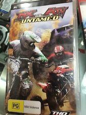 MX vs ATV untamed PSP