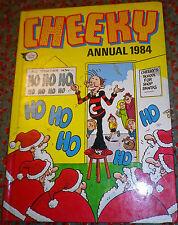 The CHEEKY Annual / Book 1984