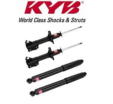 Honda CR-Z 2011 Front and Rear KIT KYB Excel-G Shock / Strut Assemblies