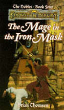 The Mage in the Iron Mask (Forgotten Realms Novel: The Nobles #4)-ExLibrary