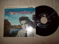 """Elvis Presley- Peace in the Valley EP 7"""" 45 RPM / Aria"""
